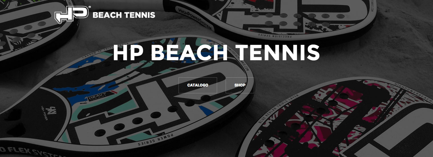 HP BEACH TENNIS